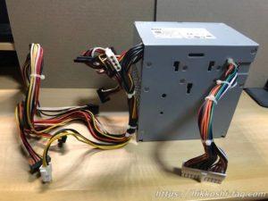 PCの電源ユニット
