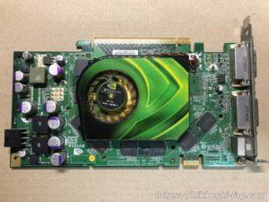 デスクトップPCのビデオカード
