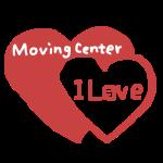 アイラブ引越センターのロゴマークのイメージです。