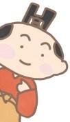 引越し侍のキャラクターのイメージです。